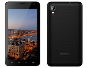 Karbonn A30 300x235 Karbonn A30   Android smartphone with large screen in Rs 10,990