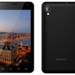 Karbonn A30 – Android smartphone with large screen in Rs 10,990