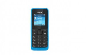 Nokia 105 very low budget mobile phone 300x193 Nokia 105 and 301   Superb low budget mobile phones