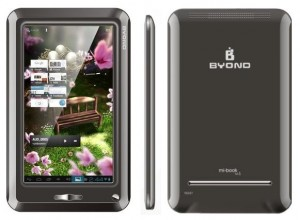 Byond Mi Book Mi1 tablet