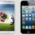 Samsung Galaxy S4 vs iPhone 5 – Choosing one of the two