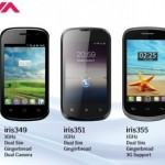 3 Very Low Budget Android smartphones by Lava finally launched
