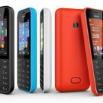 Nokia 207 & 208 – Affordable 3G mobile phones announced