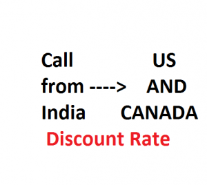 The best Offer to call US and Canada