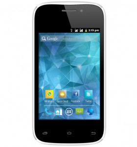 Spice Smart Flo Space 280x300 Spice Smart Flo Space   A Very Low Budget Good Android Smartphone