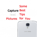 How to Capture Best Pictures with your Smartphone?
