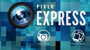 Edit Photos on your Android smartphone with Pixlr Express App