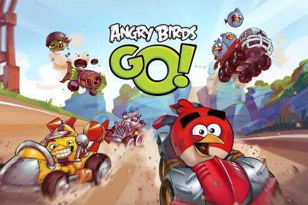 Download Angry Birds Go for Android, iOS and Windows