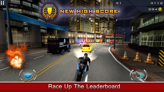 Download Dhoom 3 Game for Android smartphone
