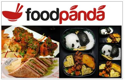 Various Delicious Food Provided By Food Panda