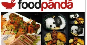 FoodPanda Delivering Food : Just Order Online through smartphone