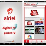 Download Airtel Pocket TV App For Android To Watch Live Channels