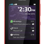 Nokia Asha 230 Dual Sim Mobile Launched At Price Rs3,449