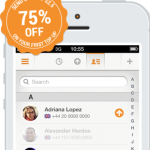 Sendly Recharge App Launched : Amazing 75% Discount On First TopUp