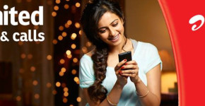 Airtel Unlimited Night Packs for Internet and Calling