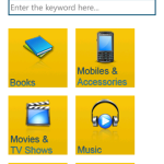Flipkart Shopping App Now Also Available for Windows Phone