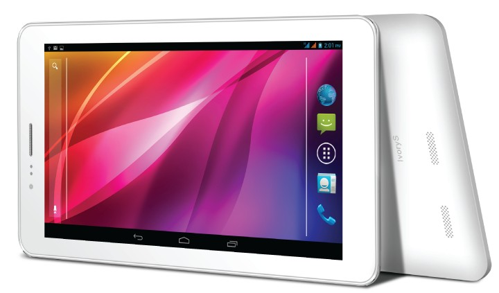 Lava ivorys dual sim tablet launched within rs 10 000 for Lava ivory s tablet