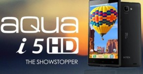 Aqua i5 HD Android Smartphone with Best Camera under Rs 10000