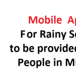 People in Mumbai Going to get Mobile App for Rainy Season