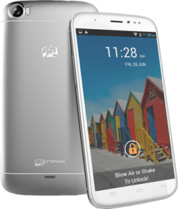 Best Micromax Smartphone in Rs 15000