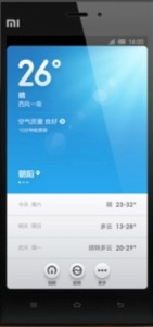 Xiaomi Mi3 Comparison with Moto G and Zenfone 5