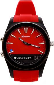 Martian Notifier Smartwatch Features Review : Buy Online
