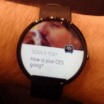BBM for Android Wear – Read Messages On Smartwatch Itself