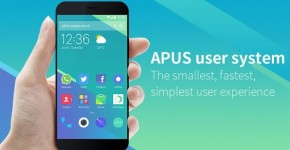 Fast APUS Launcher for Android Smartphones