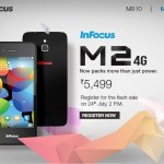 Infocus M2 4G : Features & Comparison with Xiaomi Redmi 2