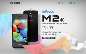 Infocus M2 4G Review and Comparison with Redmi 2