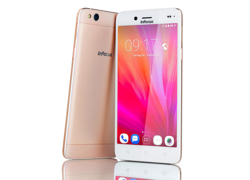 Infocus M680 Smartphone in Rs 10000 budget with 13MP Front Camera
