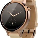 Moto 360 2nd Gen Smartwatch: Variants, Features and Price