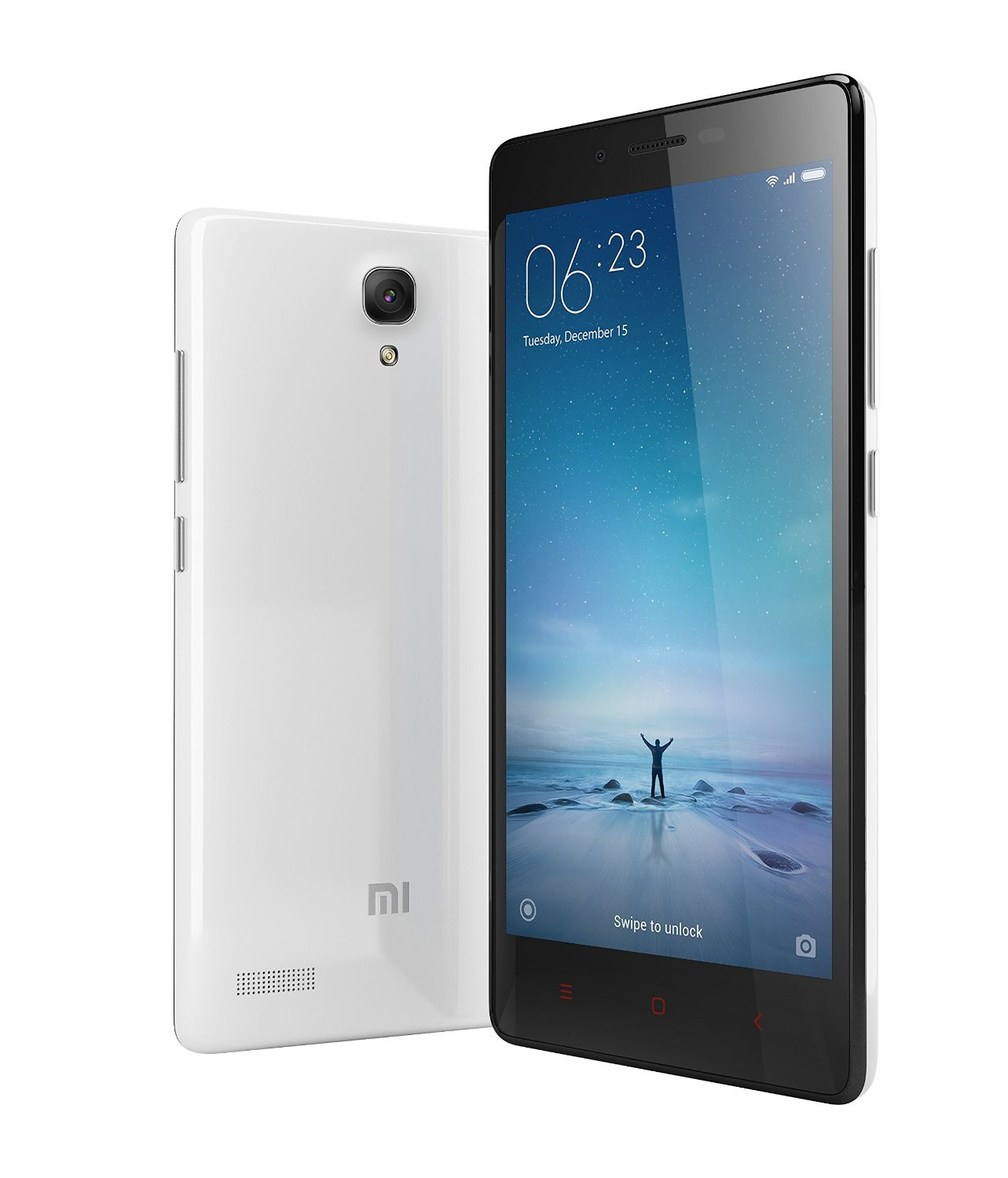 Xiaomi Redmi Note Prime with 5.5 inch Display, 3100 mAh