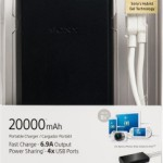 Sony 15000 mAh and 20000 mAh Power Bank Available Online