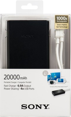 New Sony Power Banks