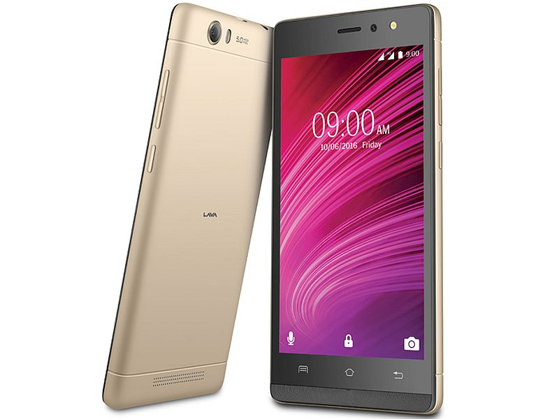 Lava A97 Affordable 4G VoLTE Smartphone