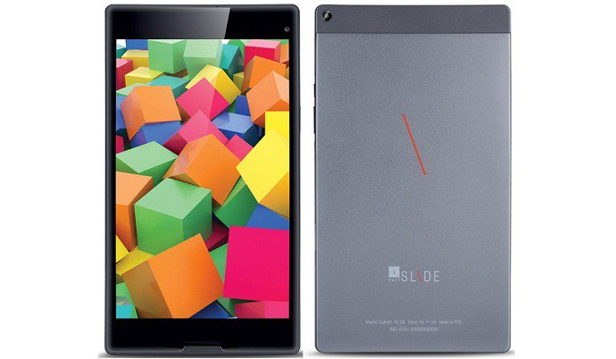 iBall Slide Cuboid Tablet Features