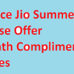 Jio Summer Surprise Offer: Recharge with Rs 303 or More