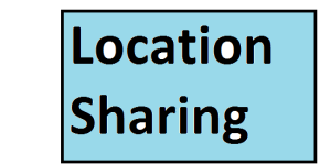 Use Live Location Sharing feature in WhatsApp