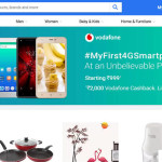 Flipkart and Vodafone Launches #MyFirst4GSmartphone at Effective Price Rs 999